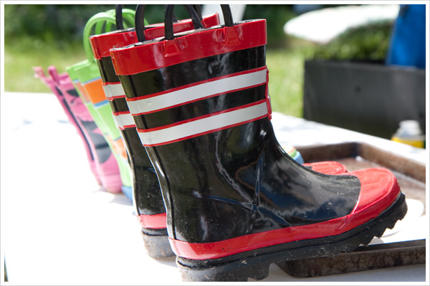 rainboots