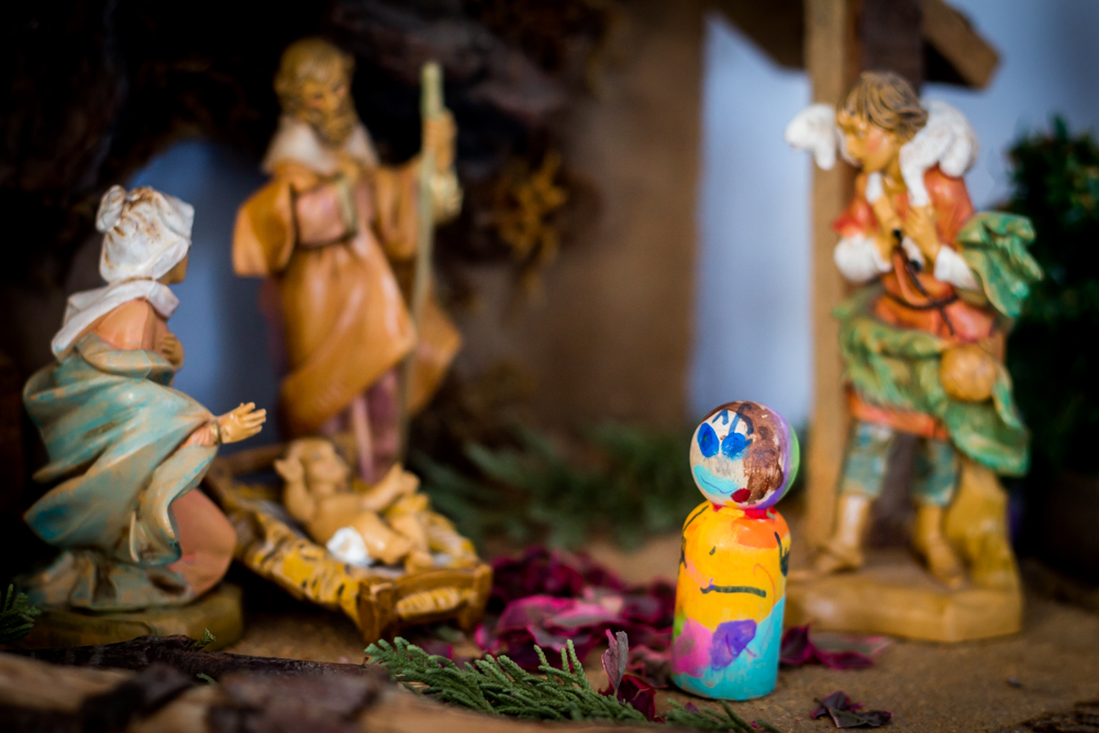 From the Manger